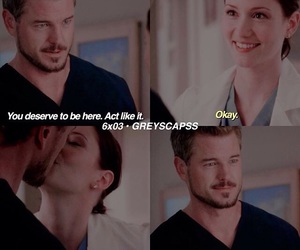 always, grey's anatomy, and mark and lexie image