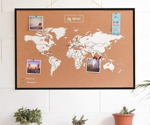 map, world, and travels image