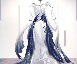 yuri on ice, agape, and dress image