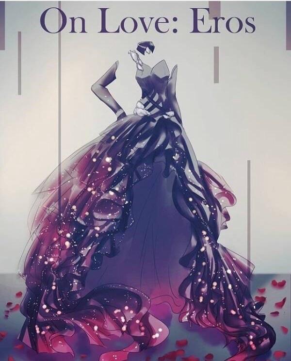 yuri on ice, eros, and dress image