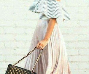 bag, shoulder, and sunglass image