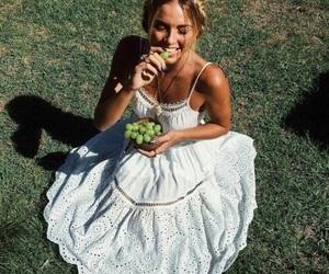 beauty, coachella, and hair image