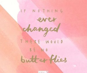 beauty, change, and quotes image