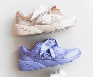 puma, rihanna, and fenty image