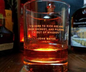 quotes, girl, and whiskey image