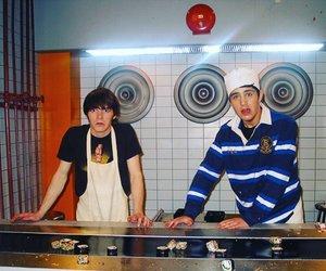 sushi and drake and josh image