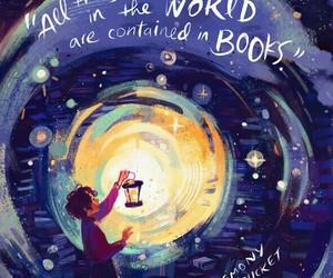festival, mundo, and libros image