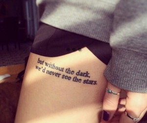 believe, quotes, and tattoo image