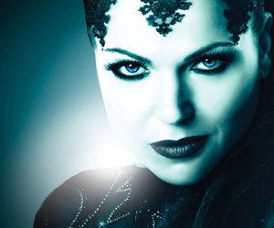 once upon a time, rainha, and evil queen image