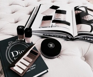 dior, makeup, and chanel image