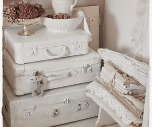 cottage, feminine, and shabby chic image