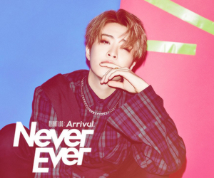 arrival, visual, and JYP image