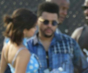 abel, coachella, and couple image