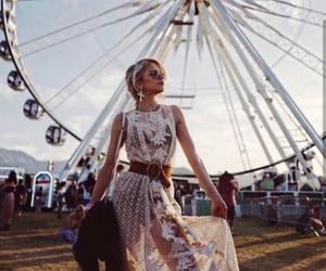 coachella, girl, and tumblr image