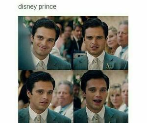 sebastian stan and prince image