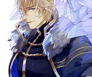 fate, gawain, and fate stay night image
