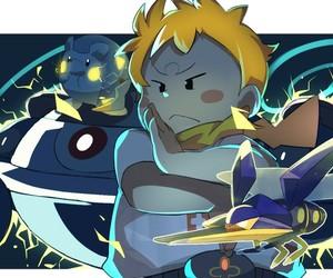 pokemon, sophocles, and magnezone image