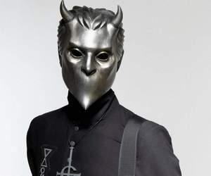black, dark, and mask image