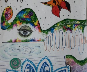 acqua, gocce, and my draw image