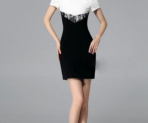dress, lookbook, and outfits image