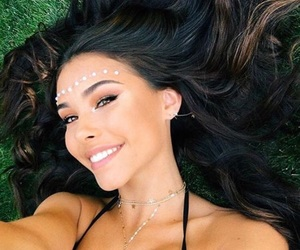 beautiful, coachella, and smile image