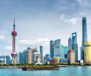 asia, china, and city image