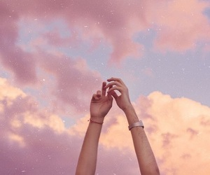 aesthetic, dreams, and clouds image