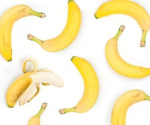 aesthetic, banana, and pattern image