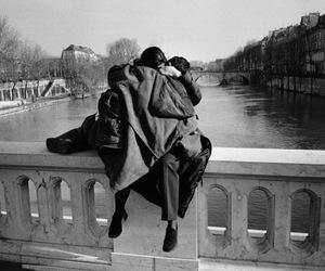 paris and love. couple image
