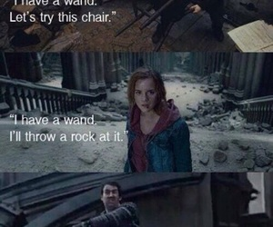 harry potter, hermione granger, and lol image