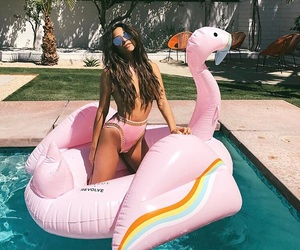 shay mitchell, summer, and coachella image