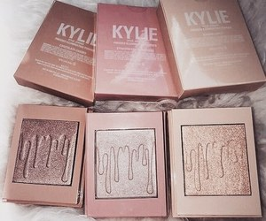 makeup, beauty, and kylie image