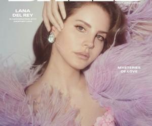 lana del rey, dazed, and magazine image