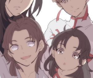 naruto, anime, and neji image