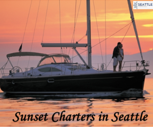yachtchartersseattle and sunsetchartersseattle image