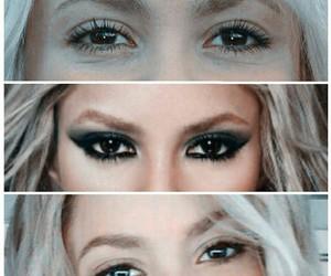 beautiful, eyes, and i image