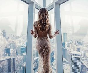 fashion, dress, and city image