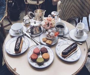 dessert, food, and france image