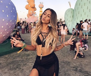 watch 4b2ab 62977 74 images about festival look on We Heart It | See more ...