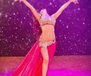 arabic, dancing, and glitter image
