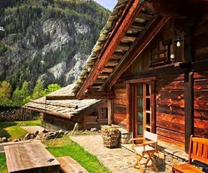 cabin, Houses, and log cabin image