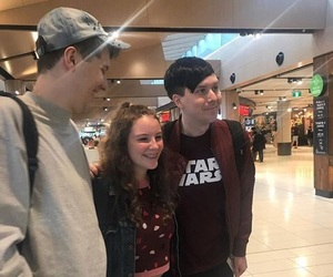 internet, dan howell, and internet famous image