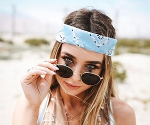 coachella, festival, and sierra furtado image