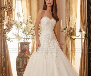 fashion, morilee, and bridalgowns image