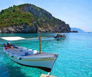 Greece, summer, and beach image