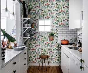 interior, home, and kitchen image