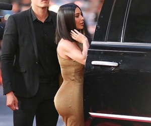 beauty, kim kardashian, and girl image
