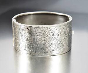 antique, bracelet, and art image