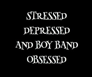 black, stressed, and wallpaper image