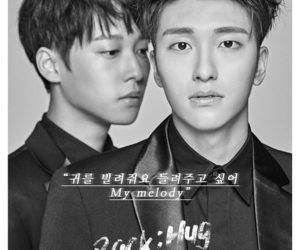 k-pop, kpop, and backhug image